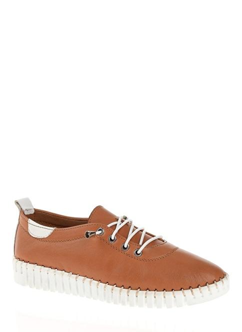Derigo Bağcıklı Ayakkabı Taba